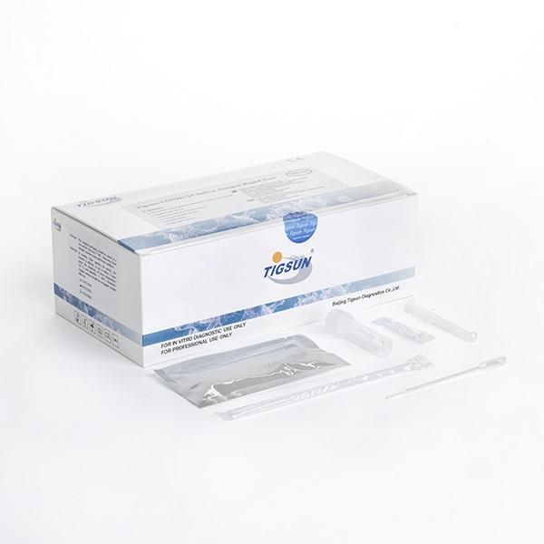 COVID-19 Speichel Antigen Schnelltest, 25 Stk. ausschliesslich für Gewerbekunden